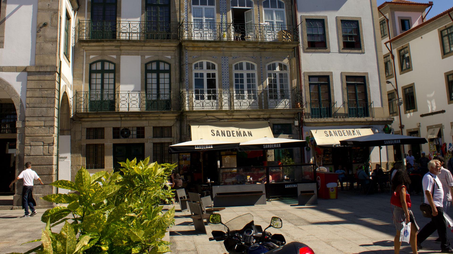 Sandeman in Porto