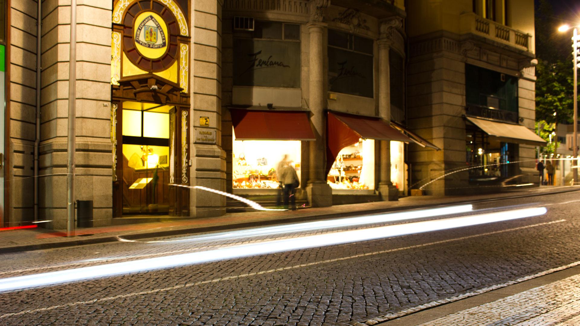 A beautiful shop in Porto