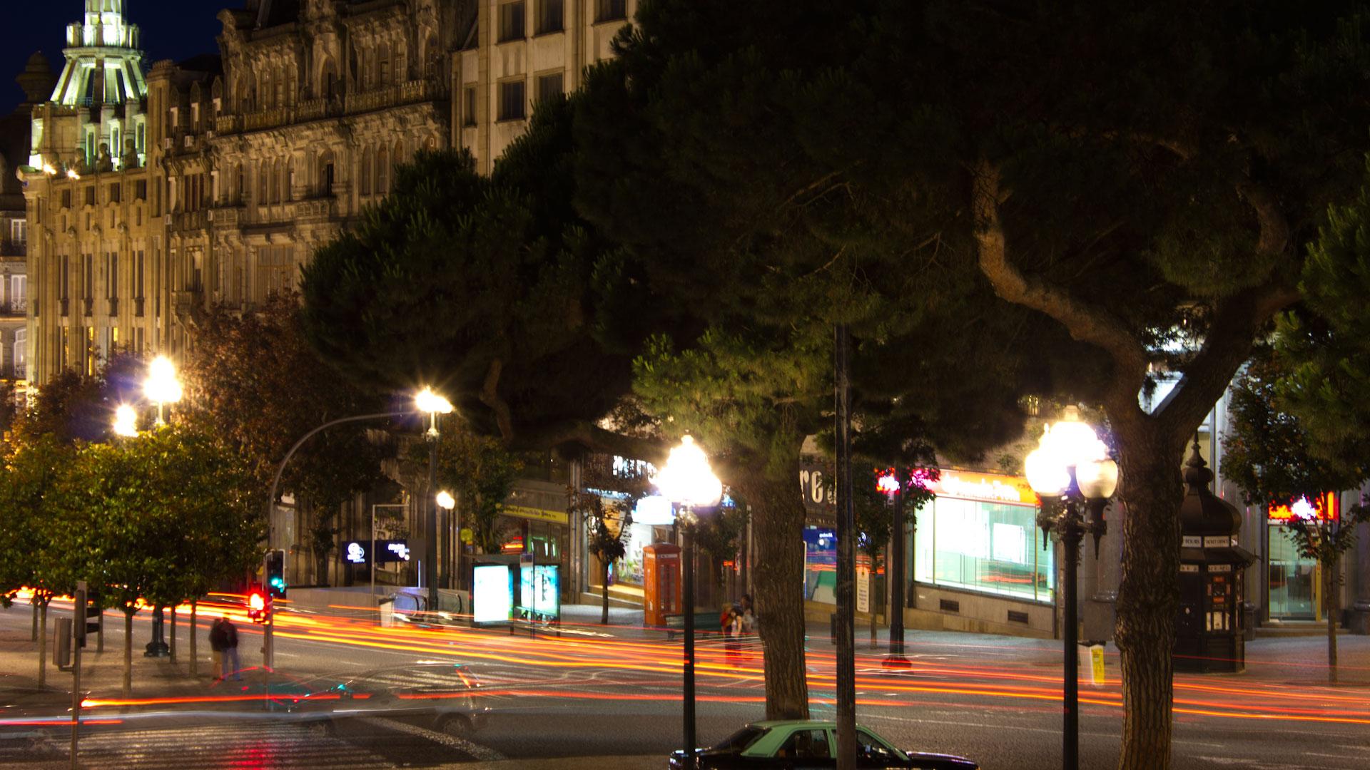 A night in Porto