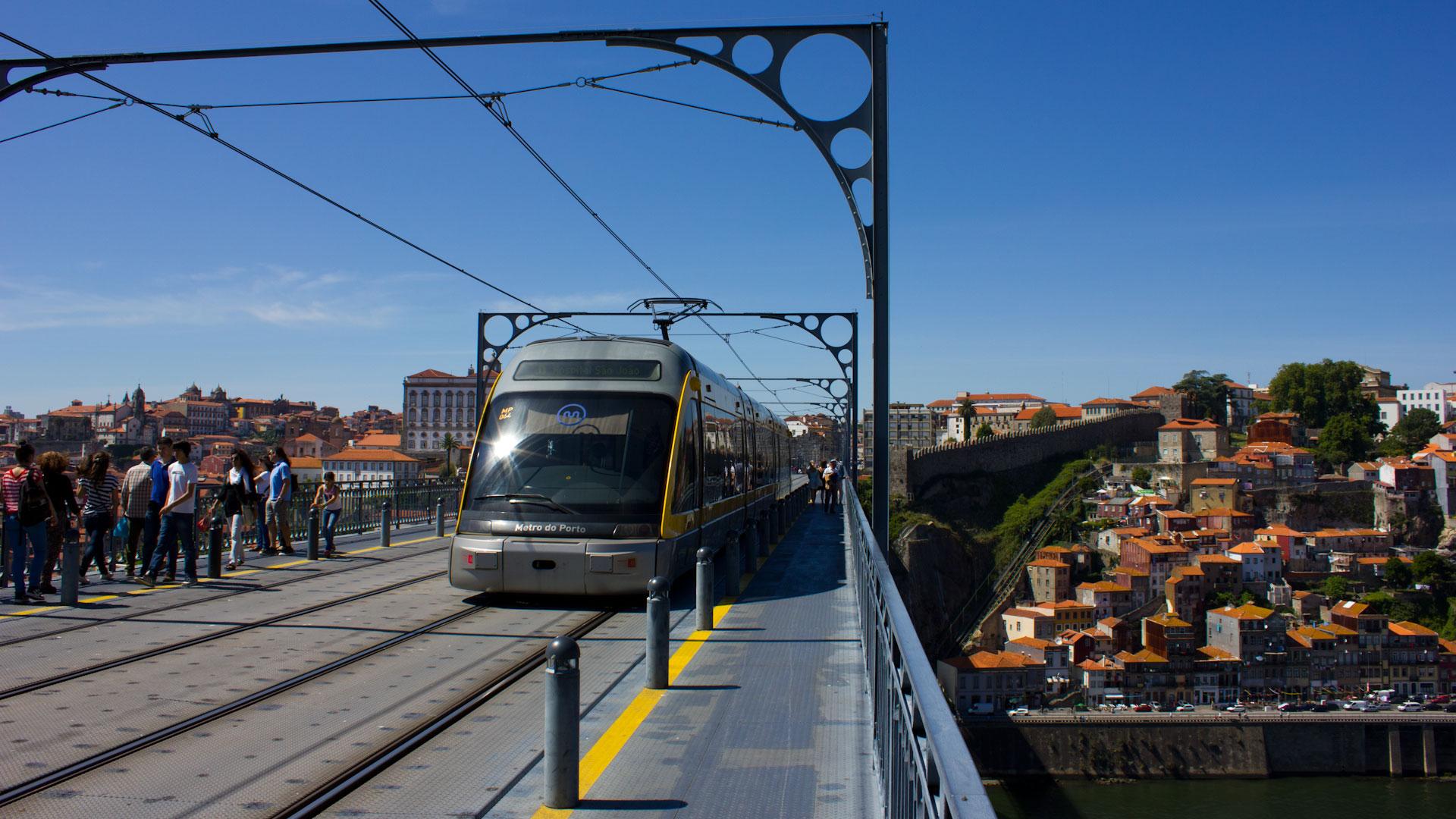 Public transport in Porto