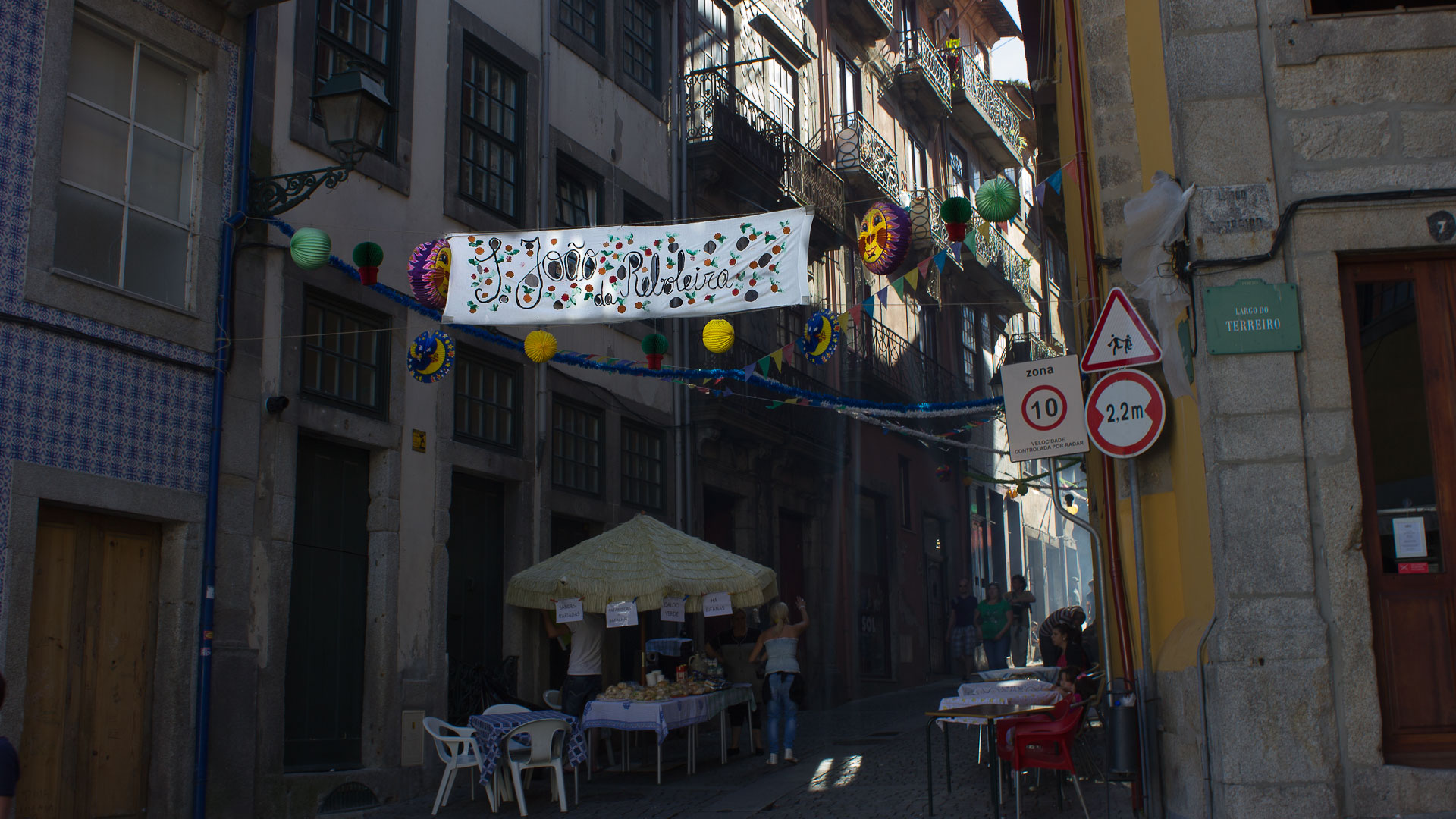 Food store in Ribeira